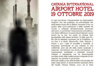 Sabato 19 Ottobre – L'uomo, il cittadino, il lavoratore e l'inquinamento